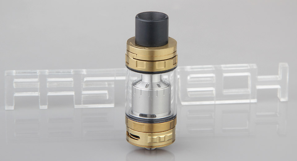 TFV8 Styled Sub Ohm Tank Clearomizer (RBA Version)