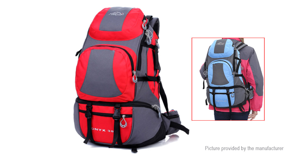 LOCAL LION Unisex Outdoor Sports Climbing Travelling Nylon Backpack