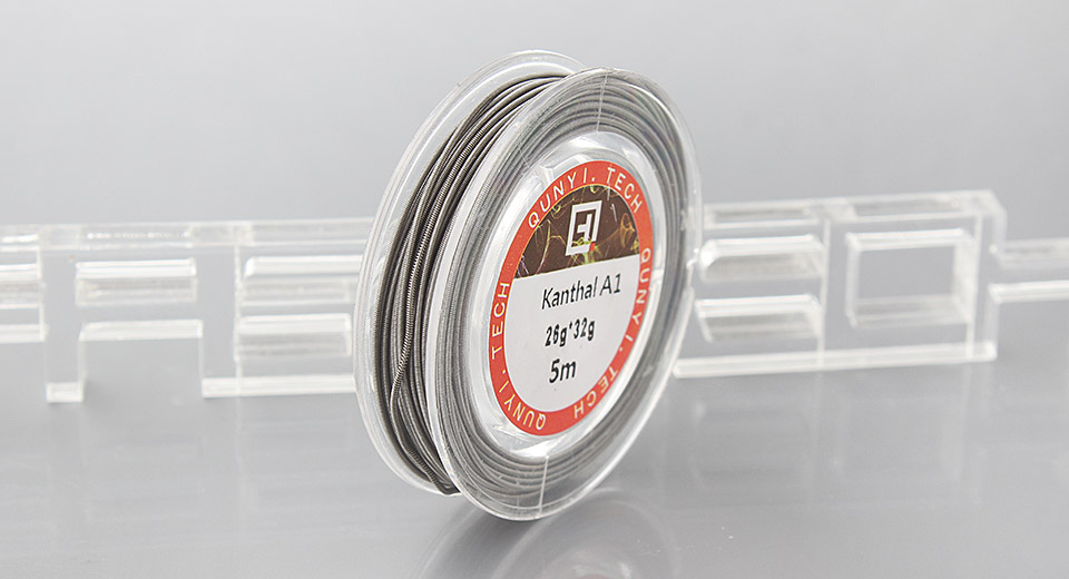 Kanthal A1 Heating Wire for RBA Atomizers