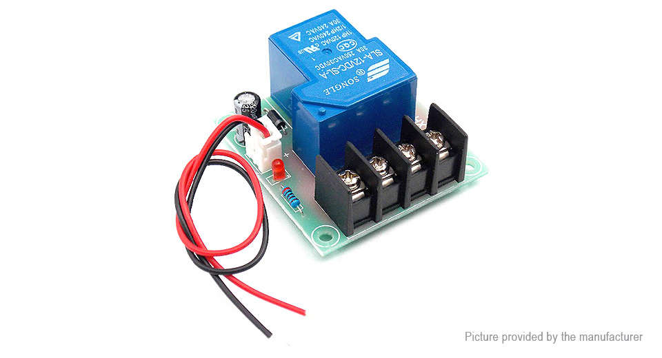 XH-M138 30A Large Current Switch Board Relay Board
