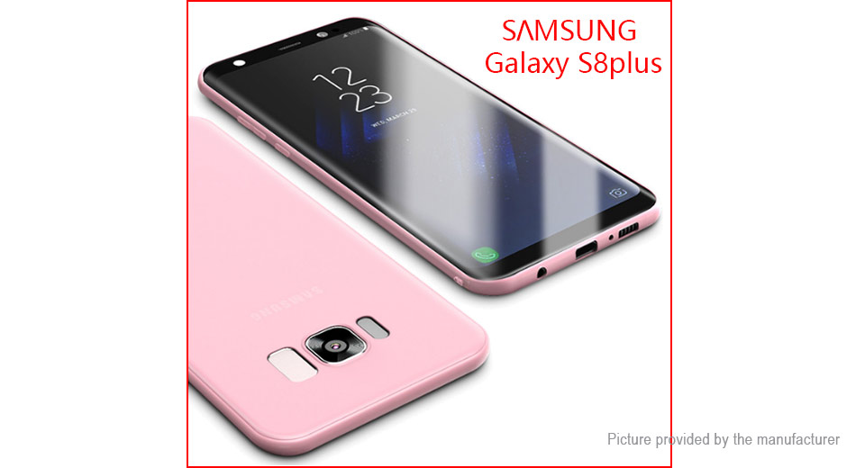 Cafele Matte Protective Back Case Cover for Samsung Galaxy S8+