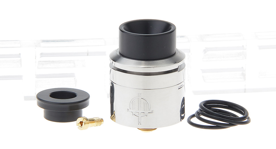 Authentic Hellvape Trishul RDA Rebuildable Dripping Atomizer