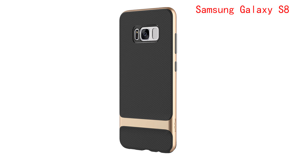 ROCK Royce Series Protective Back Case Cover for Samsung Galaxy S8