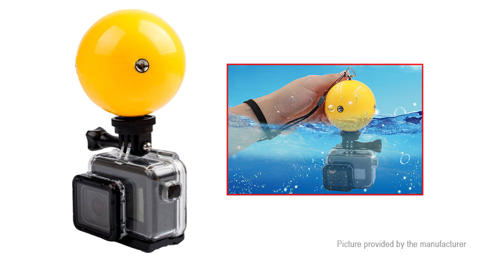 Action Camera Floaty Ball Multifunctional Underwater Buoyancy Ball