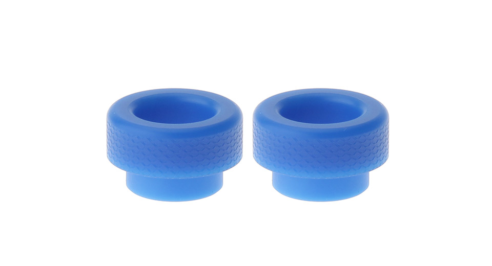 POM Wide Bore Drip Tip (2-Pack)