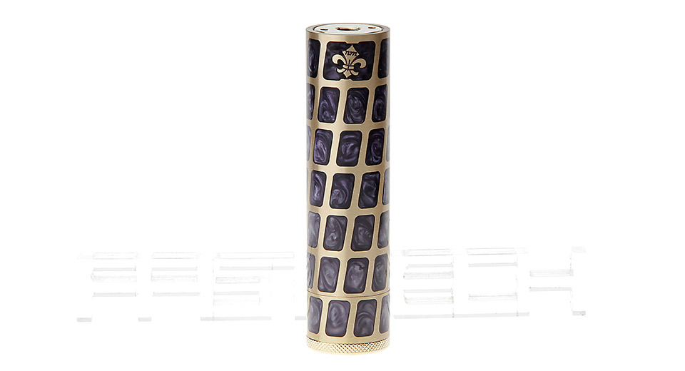 Negus Styled 18650 Mechanical Mod