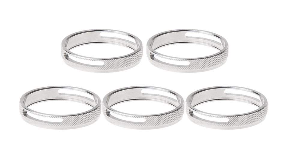 Replacement AFC Ring for Taifun GT III RTA Atomizer (5-Pack)