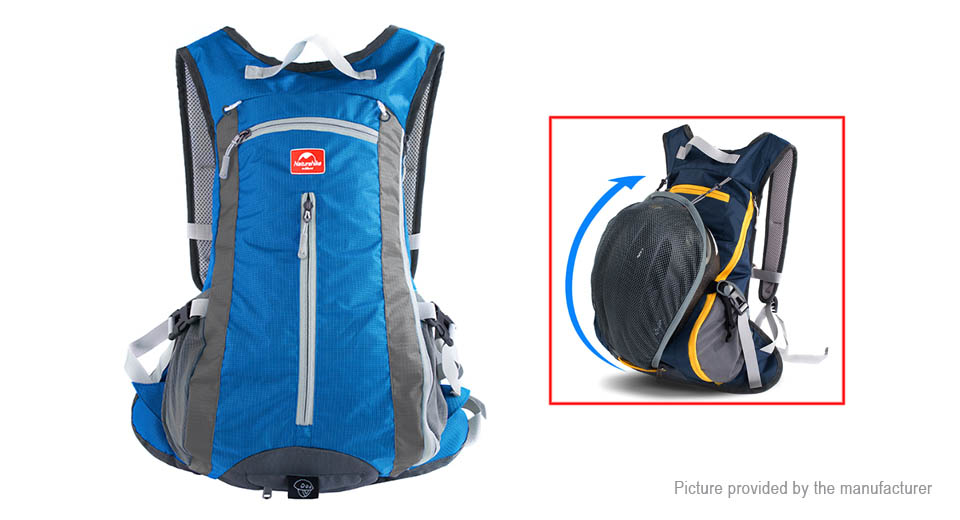 Naturehike NH15C001-B Outdoor Cycling Traveling Hiking Backpack