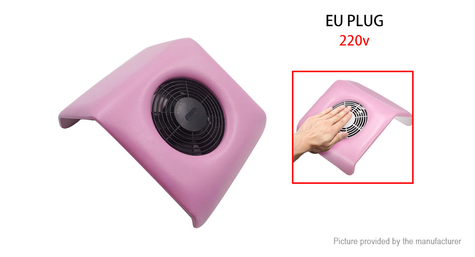 Nail Art Dust Collector Machine Vacuum Cleaner