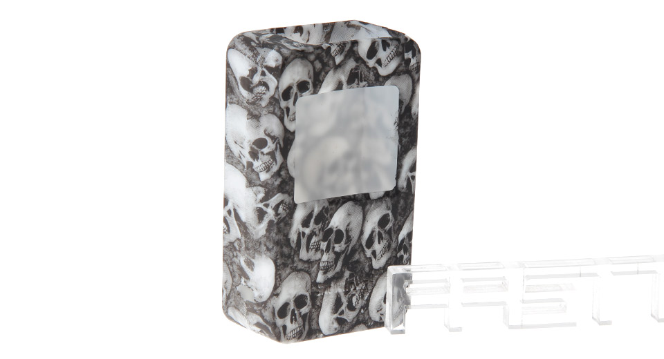 Protective Silicone Sleeve Case for SnowWolf 200W Plus Mod