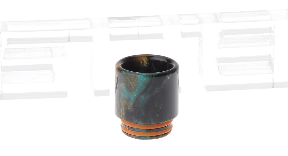 Resin Wide Bore Drip Tip for SMOK TFV8 Atomizer