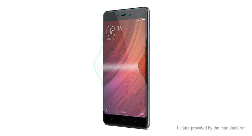 ENKAY 3D TPU + TPE + PET Screen Protector for Xiaomi Note 4