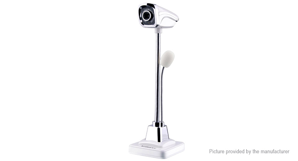 Xuanguang M800 USB HD Webcam Camera for PC/Laptop