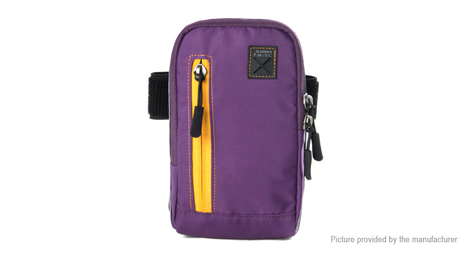 AONIJIE Outdoor Multifunctional Running Arm Bag Cell Phone Pouch