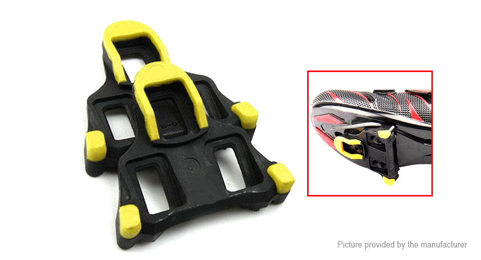 Self-locking Cycling Pedal Bicycle Cleat (Pair)