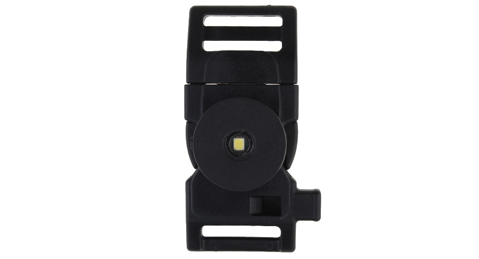 WSTANG Novelty Buckle Outdoor Emergency Multi-function LED Light