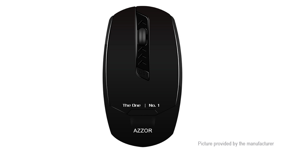 AZZOR U8 2.4GHz Wireless Optical Gaming Mouse