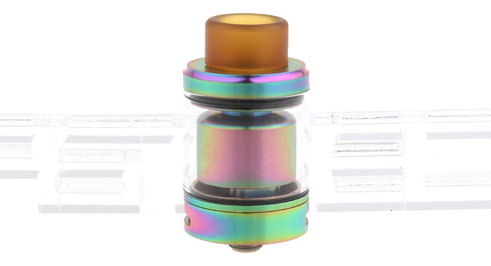 Serpent SMM Styled RTA Rebuildable Tank Atomizer