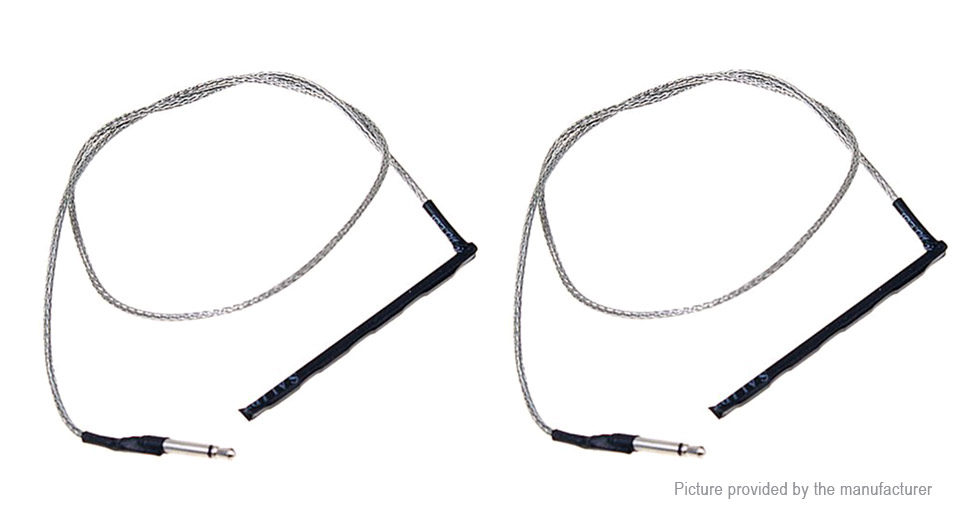 $3.99 Rod Piezo Acoustic Pickup for Guitar (2-Pack) 2-pack