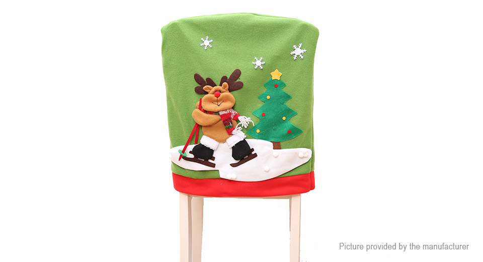 christmas elf chair covers van swivel captains chairs 8 47 seat cover kitchen dinner back product image