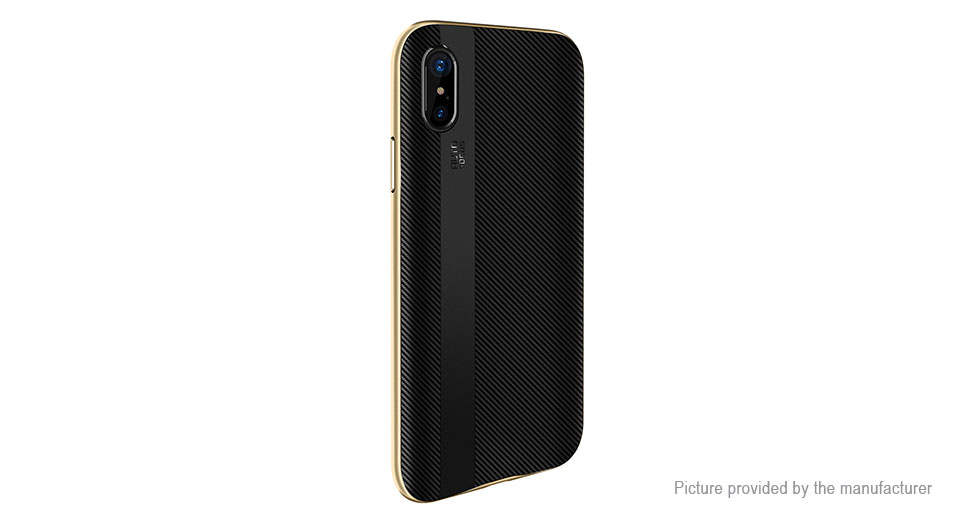Joyroom PC + TPU Protective Back Case Cover for iPhone X