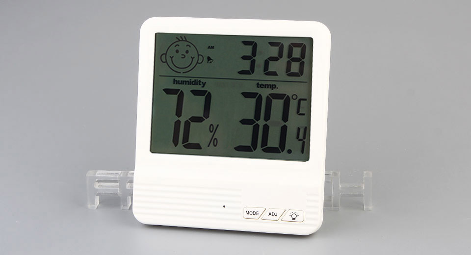 CX-301S 4 LCD Digital Thermometer Hygrometer