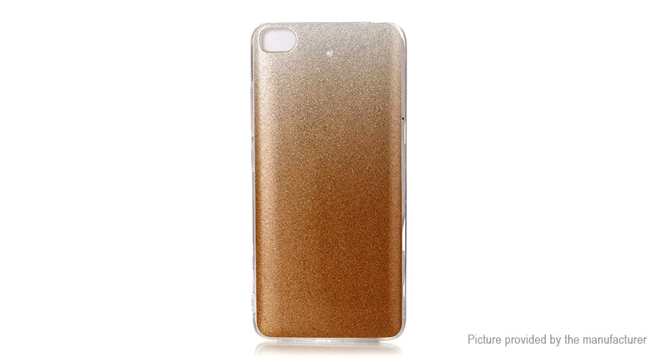 Glittering TPU Protective Back Case Cover for Xiaomi Mi 5s
