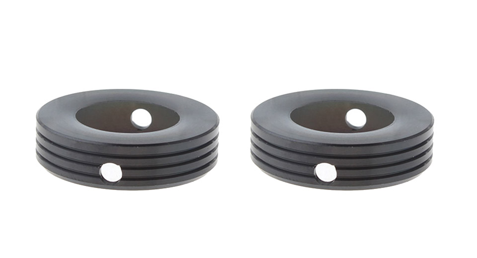 Protective Stainless Steel Ring for Griffin 25 RTA Atomizers (2-Pack)