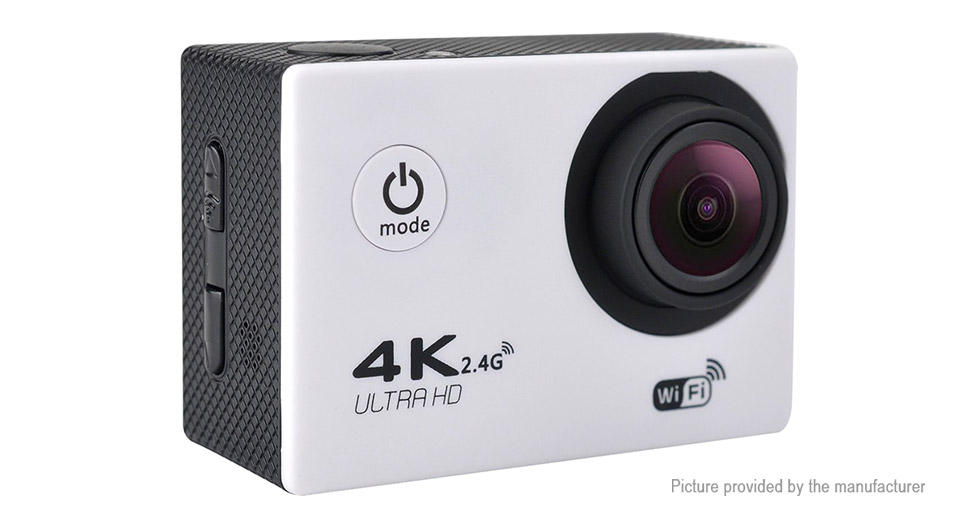 F60B 4K Ultra HD Wifi Sports Action Camera