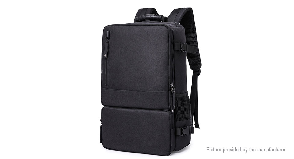 Kaka 2255 Outdoor Anti-theft Backpack Laptop Rucksack School Bag