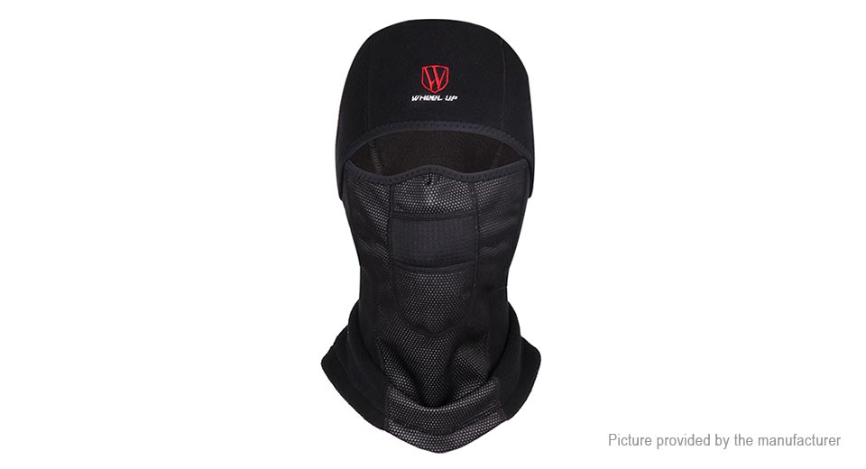 WHEEL UP Herrnhut Styled Outdoor Cycling Balaclava Full Face Mask