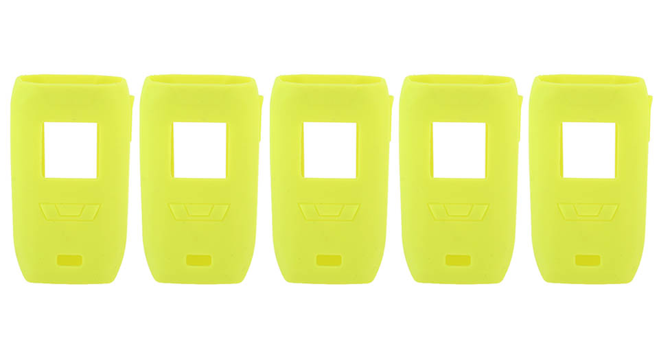 Amusing Protective Silicone Sleeve Case for Vaporesso Revenger Mini 85W (5-Pack)