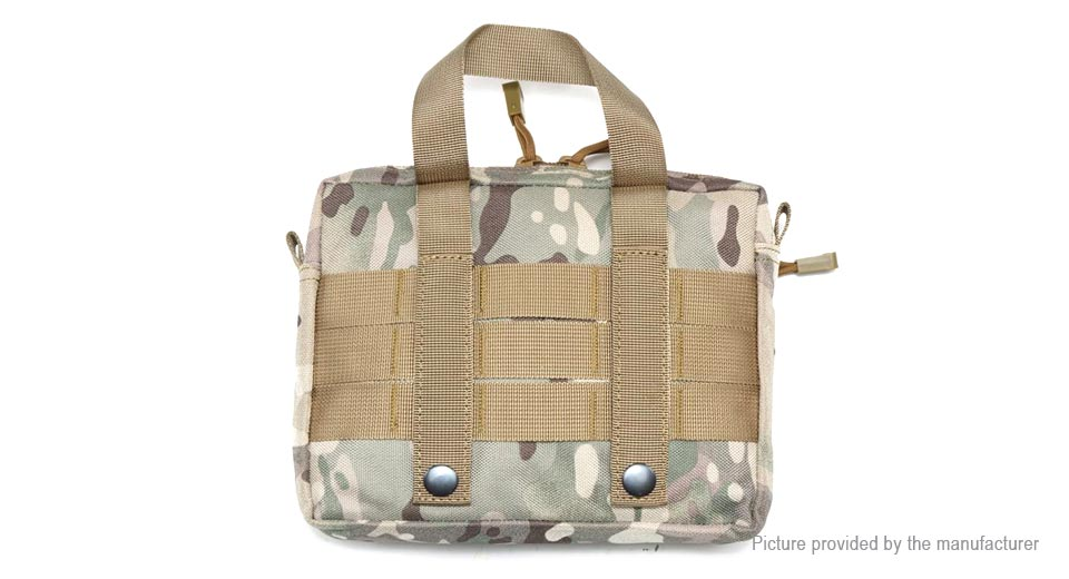 Outdooor Camping Tactical EDC Molle Hunting Pouch Waist Bag