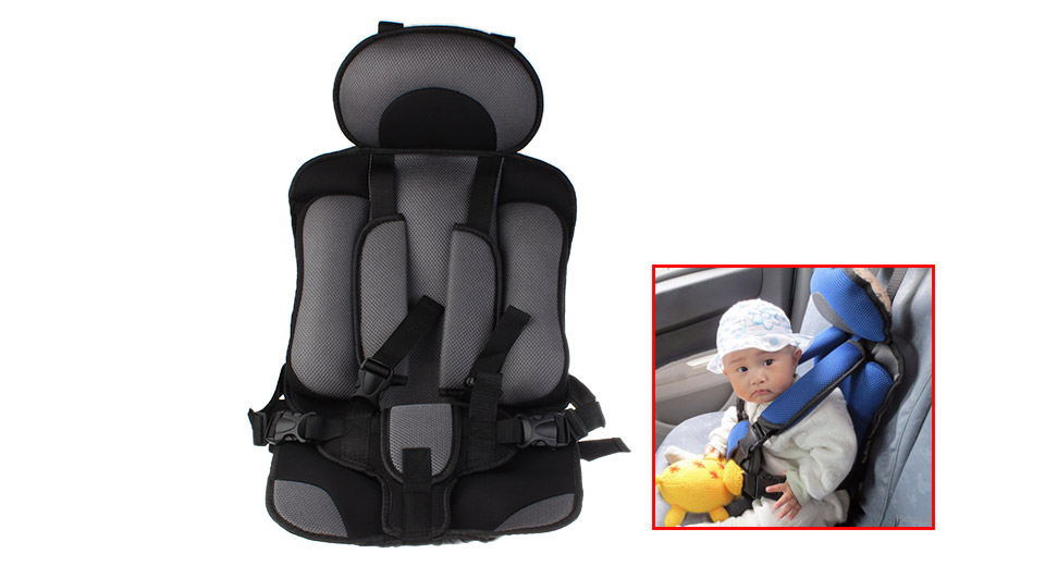 Portable Car Baby Child Safety Seat