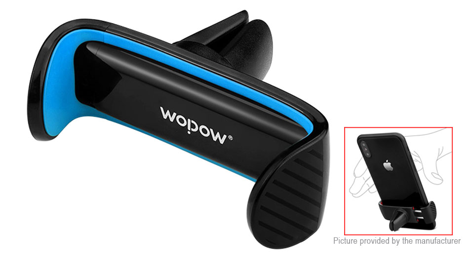 Authentic Wopow Car Air Vent Mount Cell Phone Holder