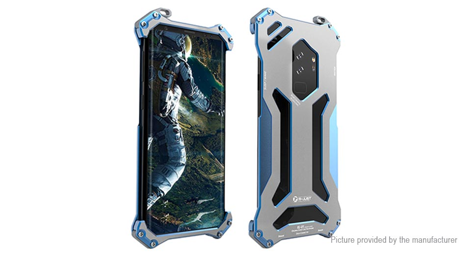 R-JUST Gundam Armor Back Case Cover for Samsung Galaxy S9+