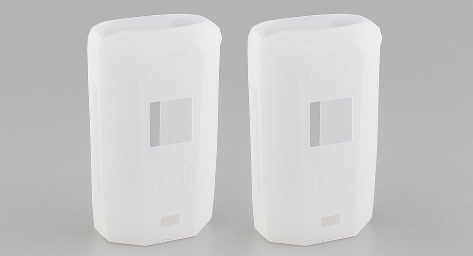 Protective Silicone Sleeve Case for Vaporesso Switcher 220W Mod (2-Pack)
