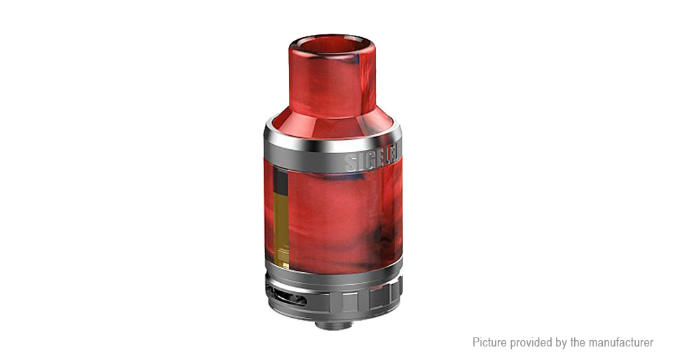 Authentic Sigelei T4 Tank Clearomizer