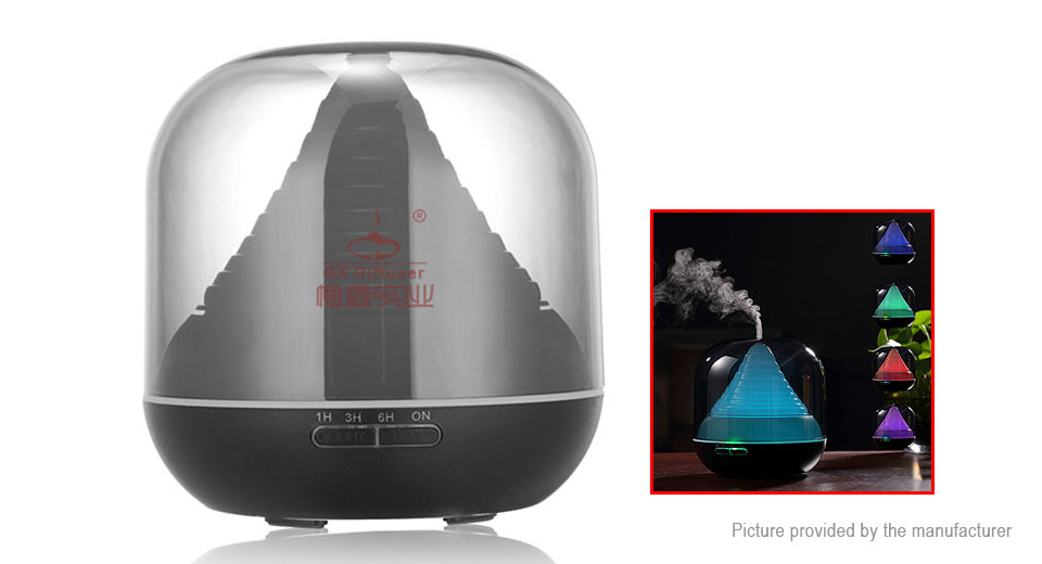 Authentic GX.Diffuser GX-11K Ultrasonic Humidifier Essential Oil Aromatherapy Air Purifier
