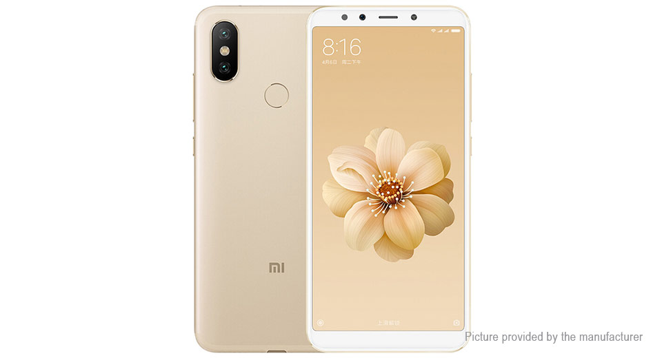 Authentic Xiaomi Mi 6X 5.99 LTE Smartphone (64GB/EU)