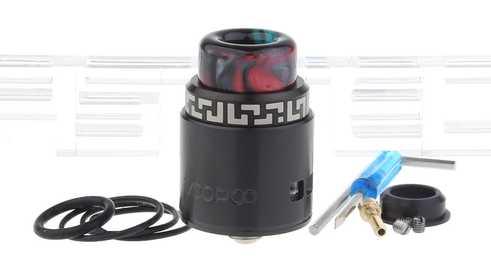 Authentic VOOPOO RUNE RDA Rebuildable Dripping Atomizer