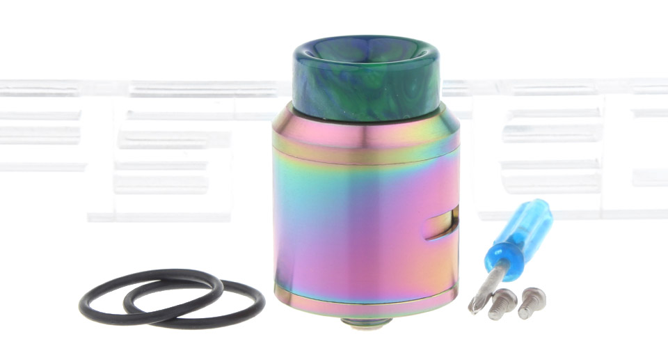 Coil Father Classic G V1.5 RDA Rebuildable Dripping Atomizer