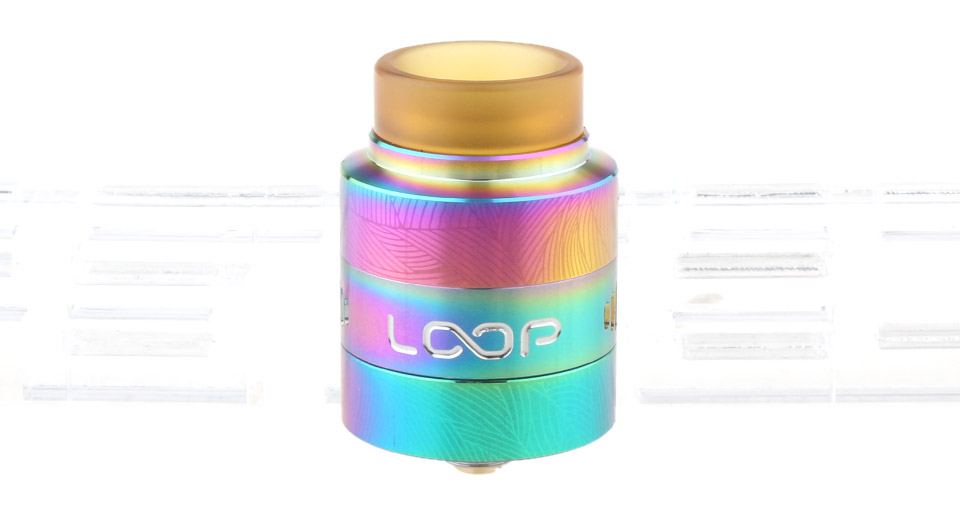 Authentic GeekVape Loop V1.5 RDA Rebulidable Dripping Atomizer