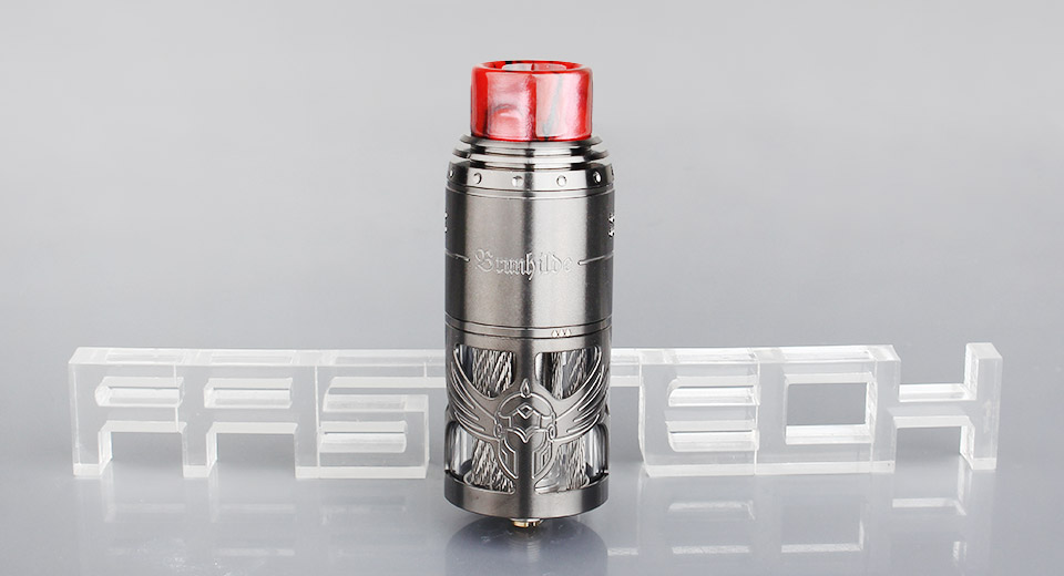 Authentic Vapefly Brunhilde Top Coiler RTA Rebuildable Tank Atomizer