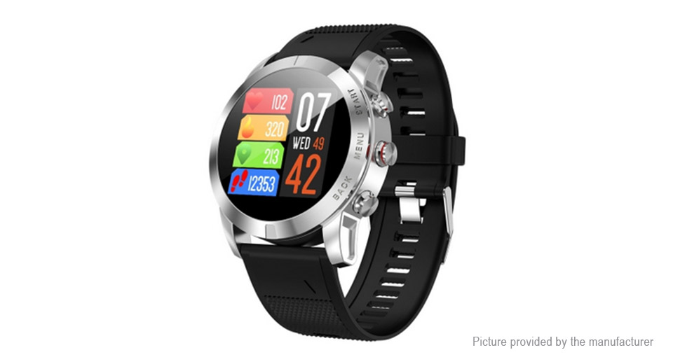 DTNO.I S10 1.3 TFT Touch Screen Sports Smart Watch