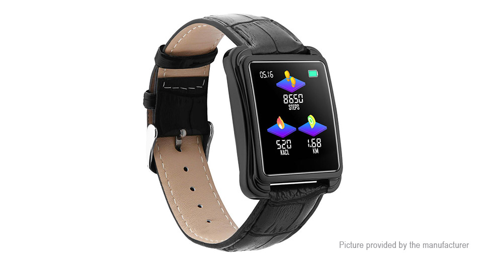 V60S 1.3 TFT Touch Screen Bluetooth V4.0 Smart Watch