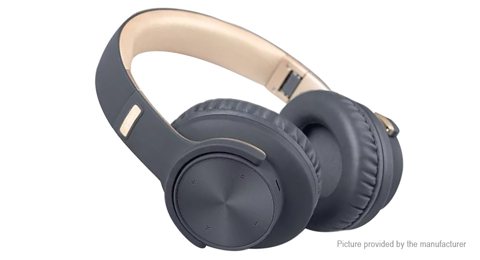Picun B8 Bluetooth V5.0 Foldable Heavy Bass Stereo Headset