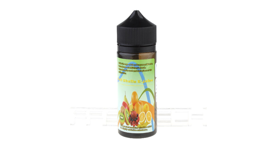 Hell Skulls E-liquid for Electronic Cigarettes (120ml)