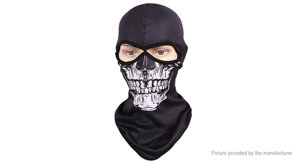 Outdoor Sports Cycling CS Windproof Balaclava Full Face Mask Hat