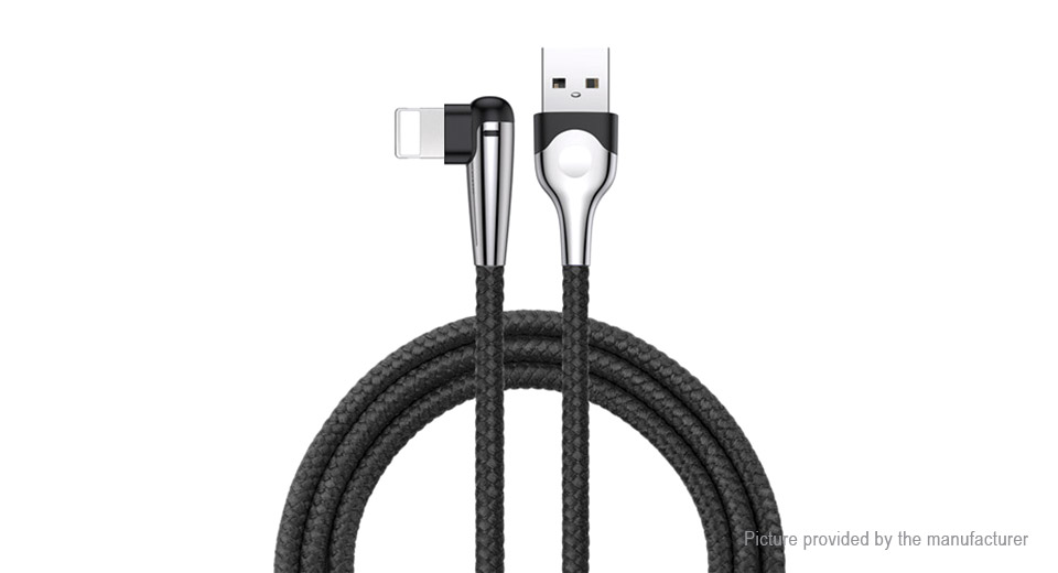 Authentic Baseus 8-pin to USB 2.0 Data & Charging Cable (200cm)